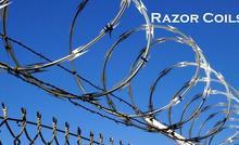 Concertina Razor Coils - Micon Wires